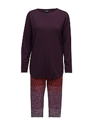 Ladies pyjamas, Usva - RED