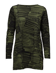 Ladies tunic, Tuuli - GREEN