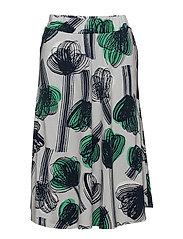 Ladies skirt, Nuppu - GREEN