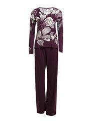 Ladies pyjamas, Kaunis yö - lilac