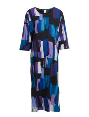 Ladies kaftan, Tam Tam - black
