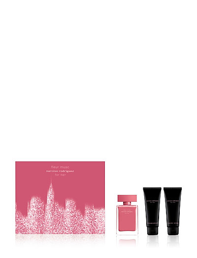 FOR HER FL MUSC EDP50/BL75/SHOWERGEL 75ML - NO COLOR
