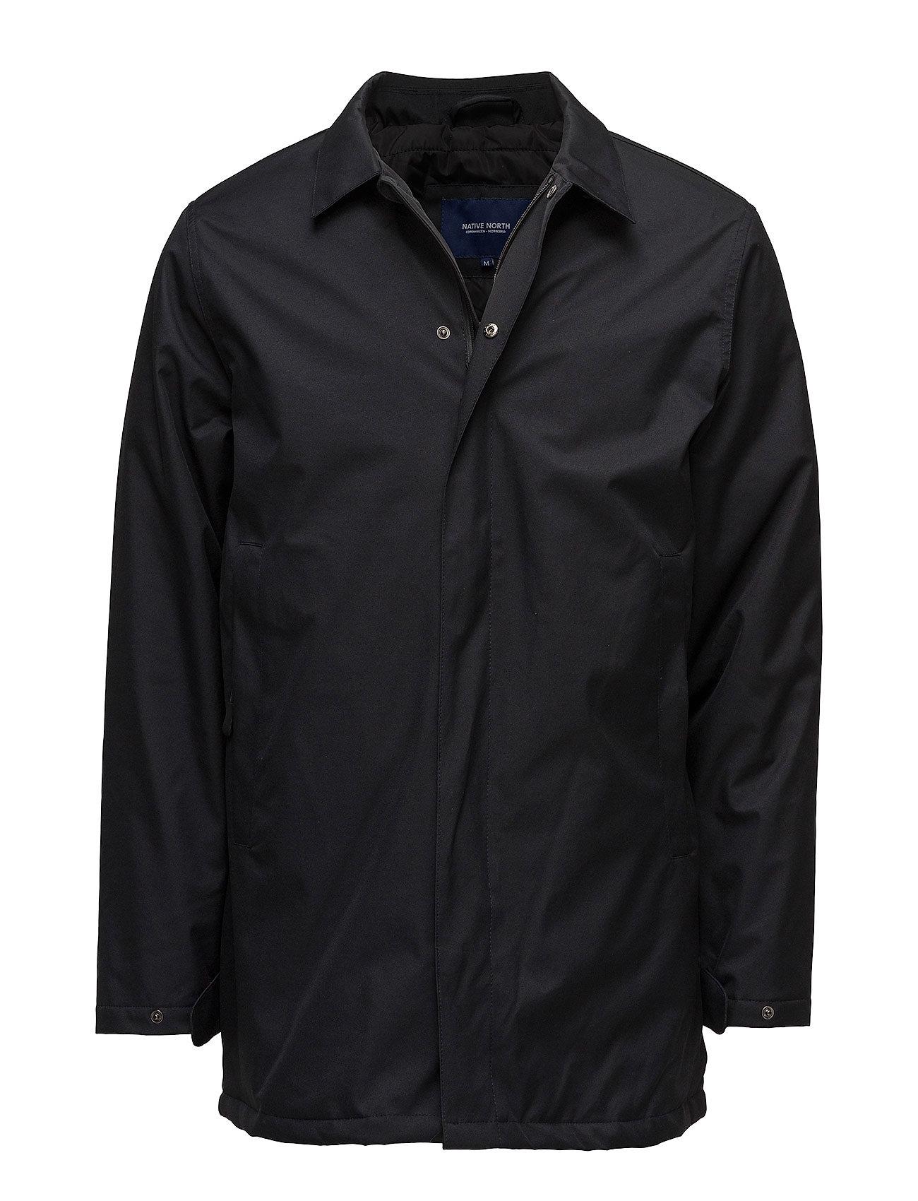 native north Storm trench coat på boozt.com dk