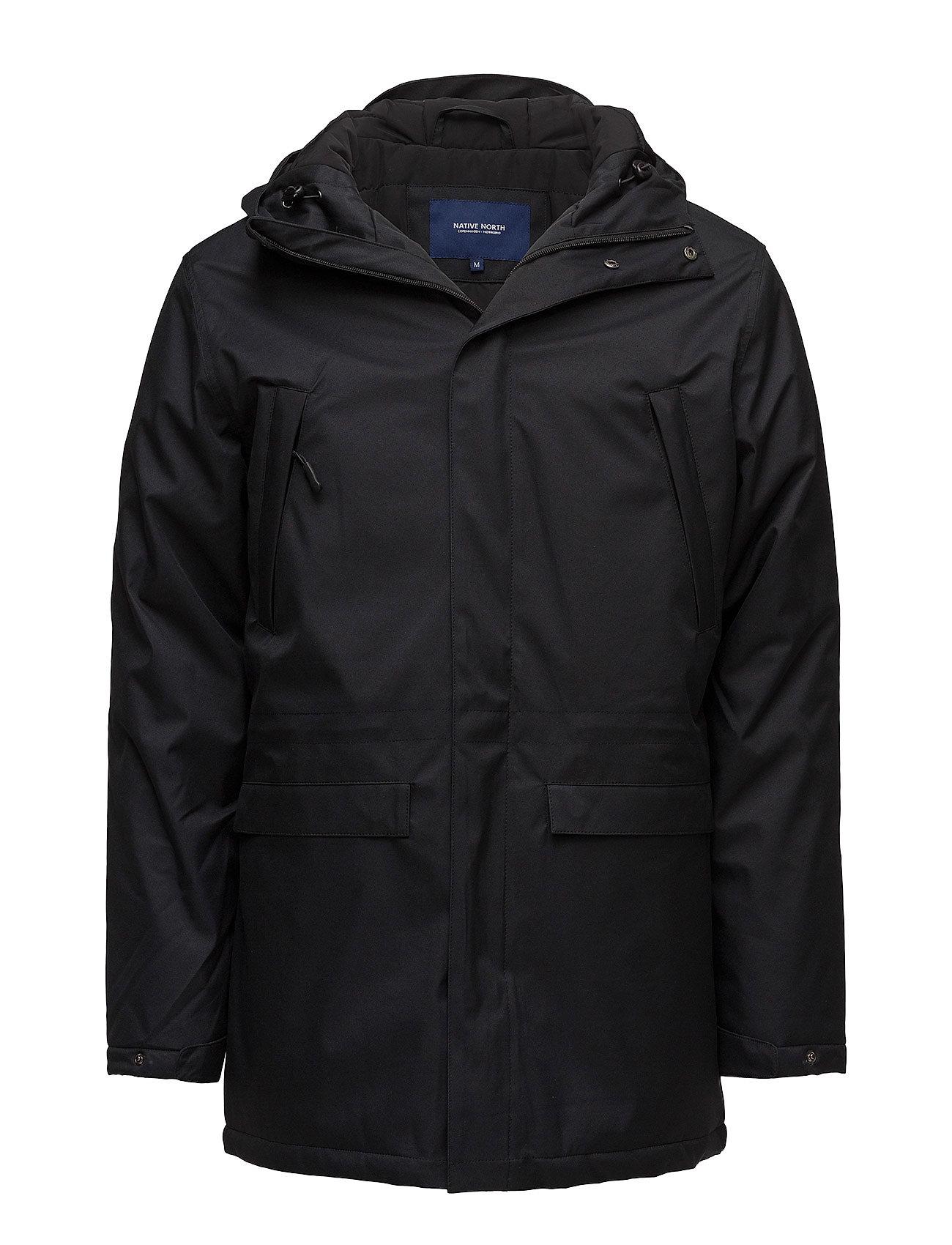 native north – Storm parka jacket på boozt.com dk