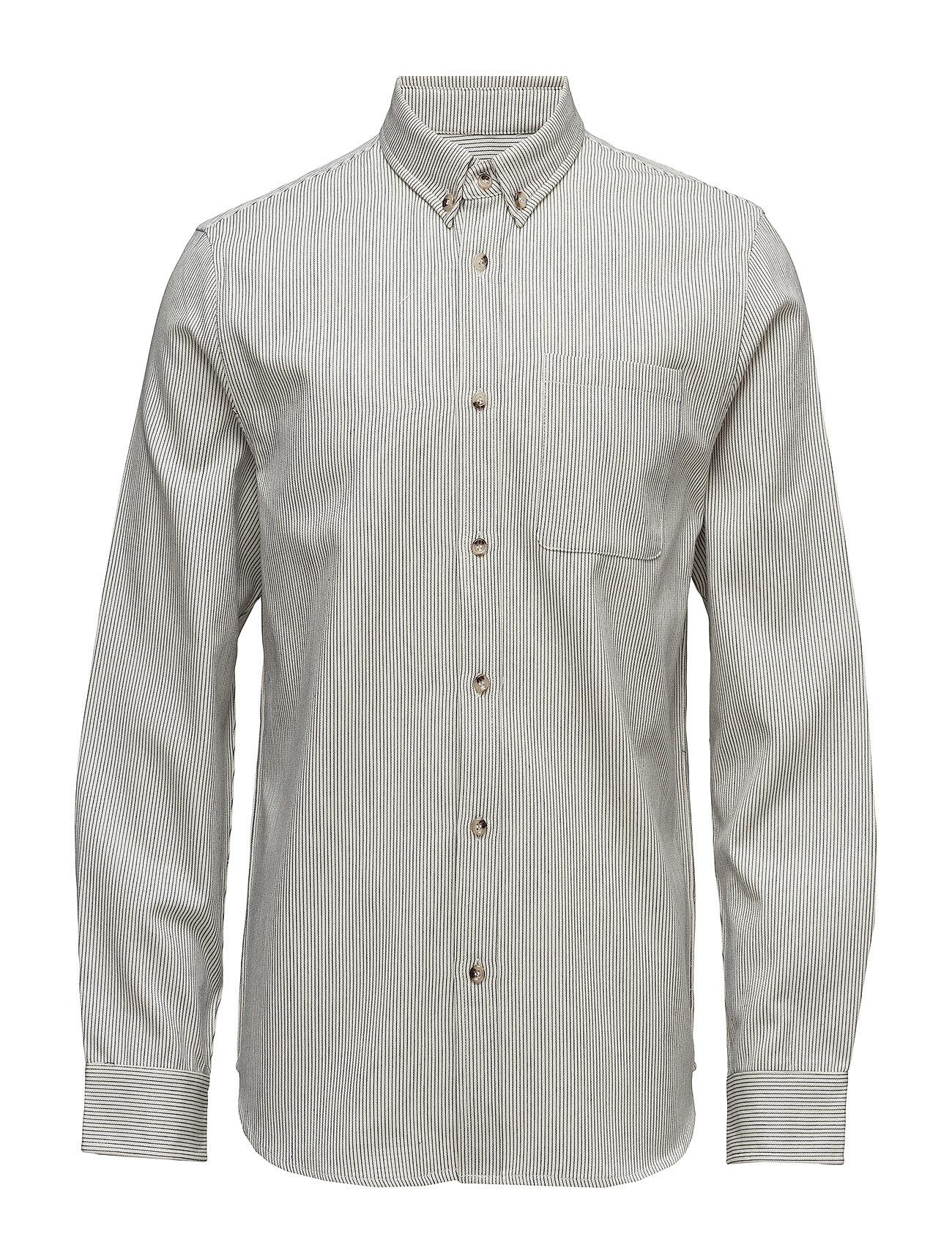 native north – Herringbone shirt på boozt.com dk