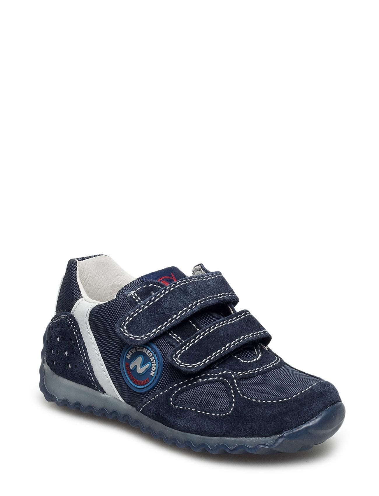 a34244b3e988 Naturino Isao Vl. Naturino Sko   Sneakers til Børn i Blå