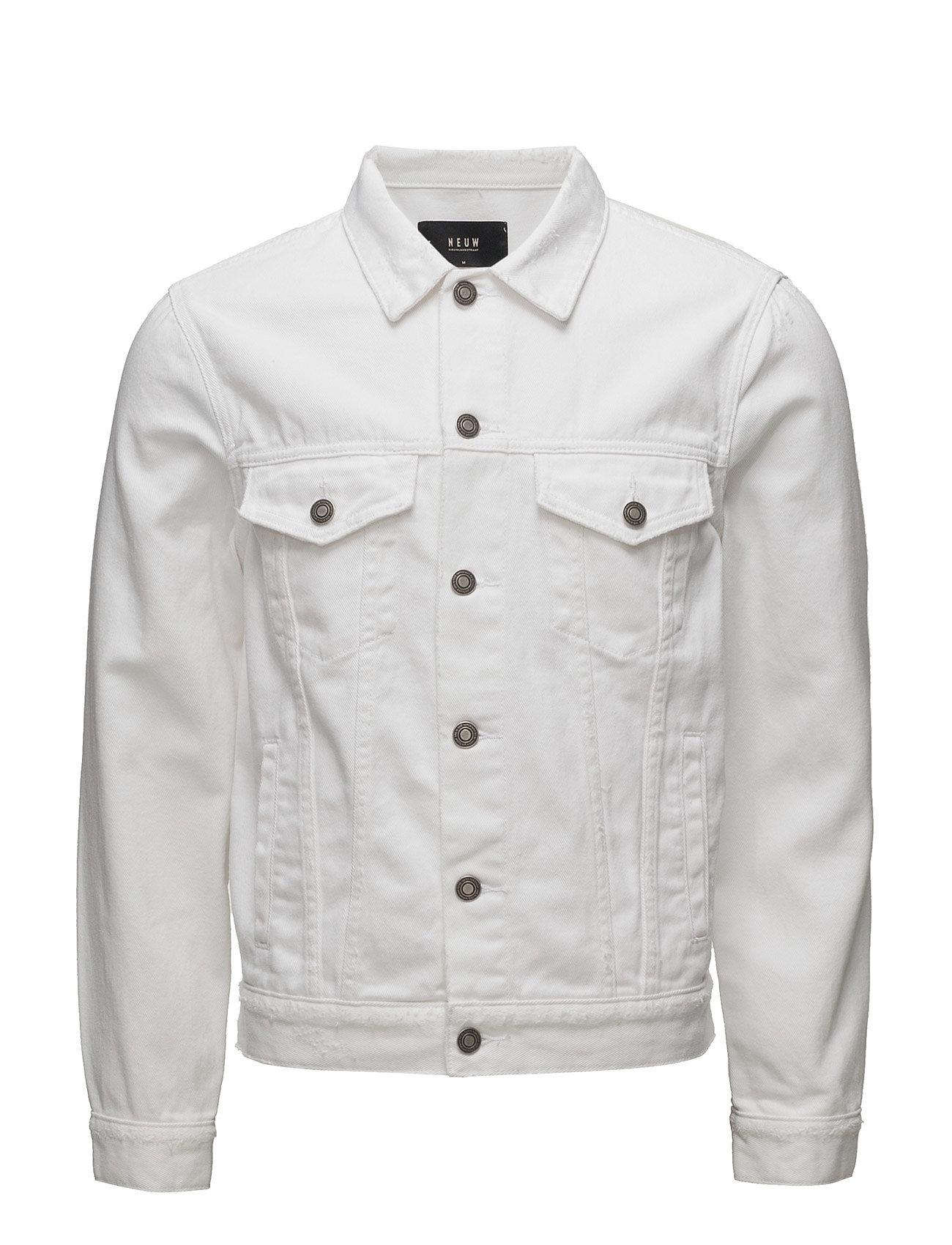 Denim jacket fra neuw fra boozt.com dk