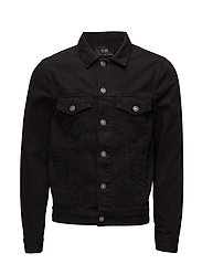Denim Jacket - DOMINION BLACK