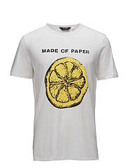 Edition Tee - XEROX LEMON