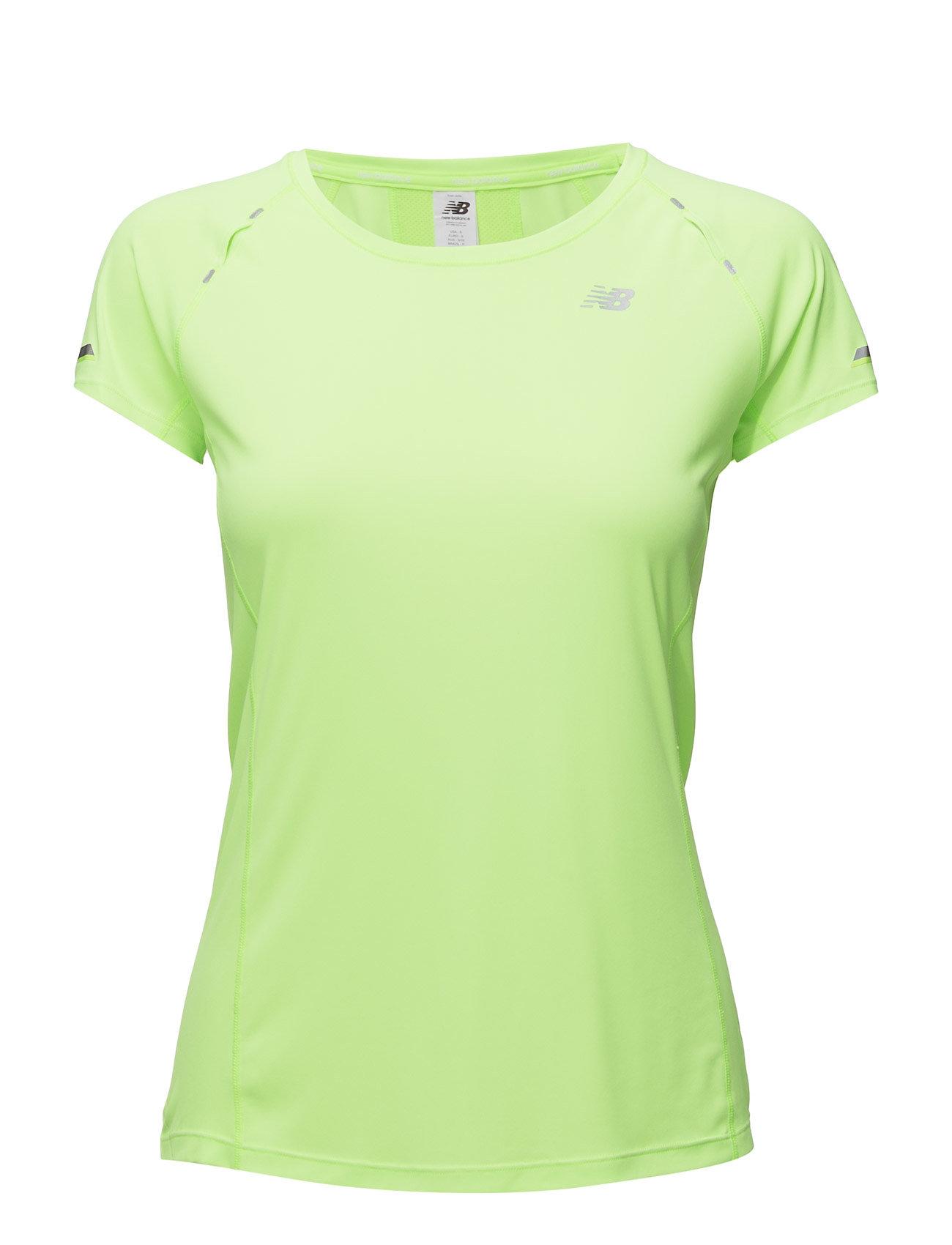 Nb Ice Short Sleeve New Balance Løbe t-shirts til Damer i