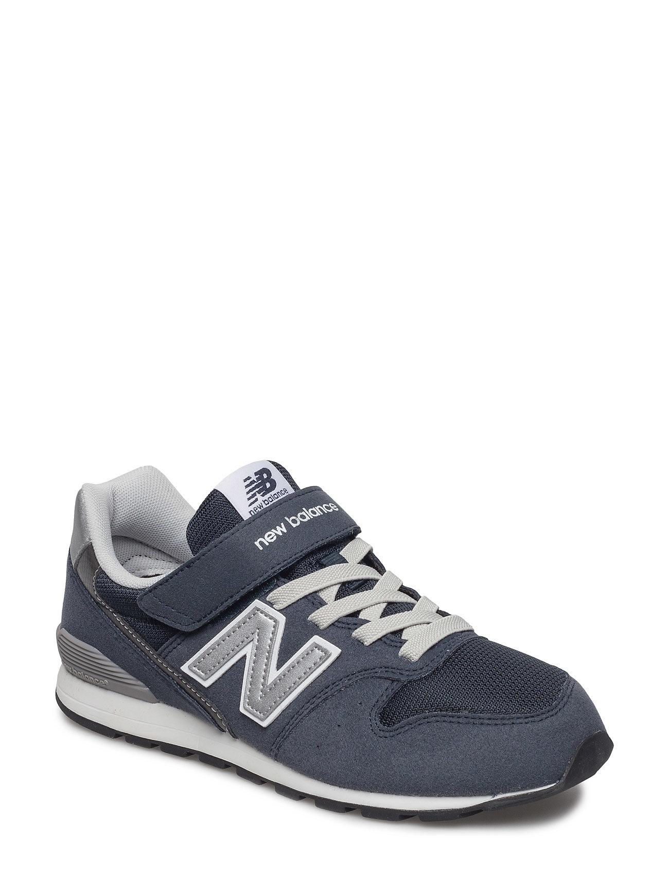 Kv996cky New Balance Sko & Sneakers til Børn i Navy blå