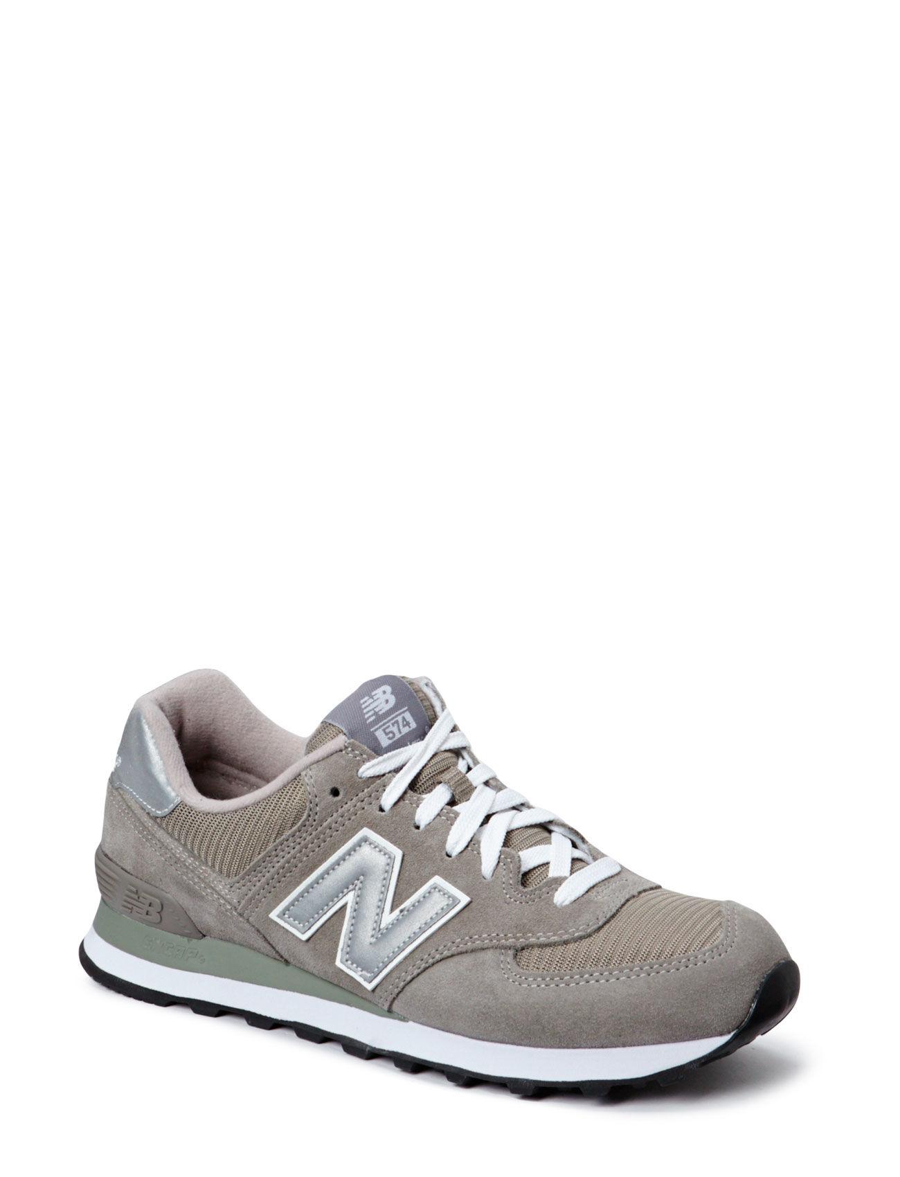 M574 New Balance Sneakers til Mænd i Grå