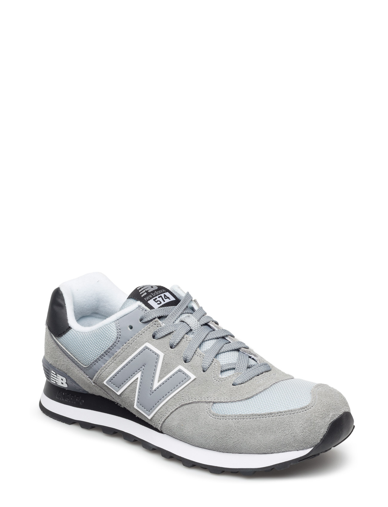 Ml574 New Balance Sneakers til Mænd i Stål