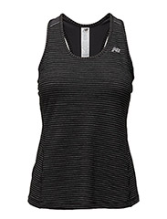 PERFORMANCE MERINO TANK - BLACK HEATHER