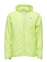 LITE PACKABLE REFLECTIVE JKT - YELLOW