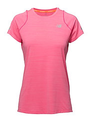 SEASONLESS SS - ALPHA PINK HEATHER