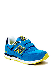 KG574 - Blue/yellow