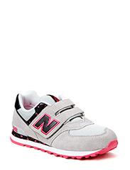 KG574 - Grey/pink