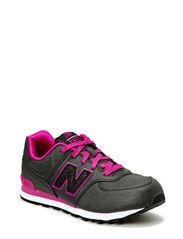 KL574 - Black/pink
