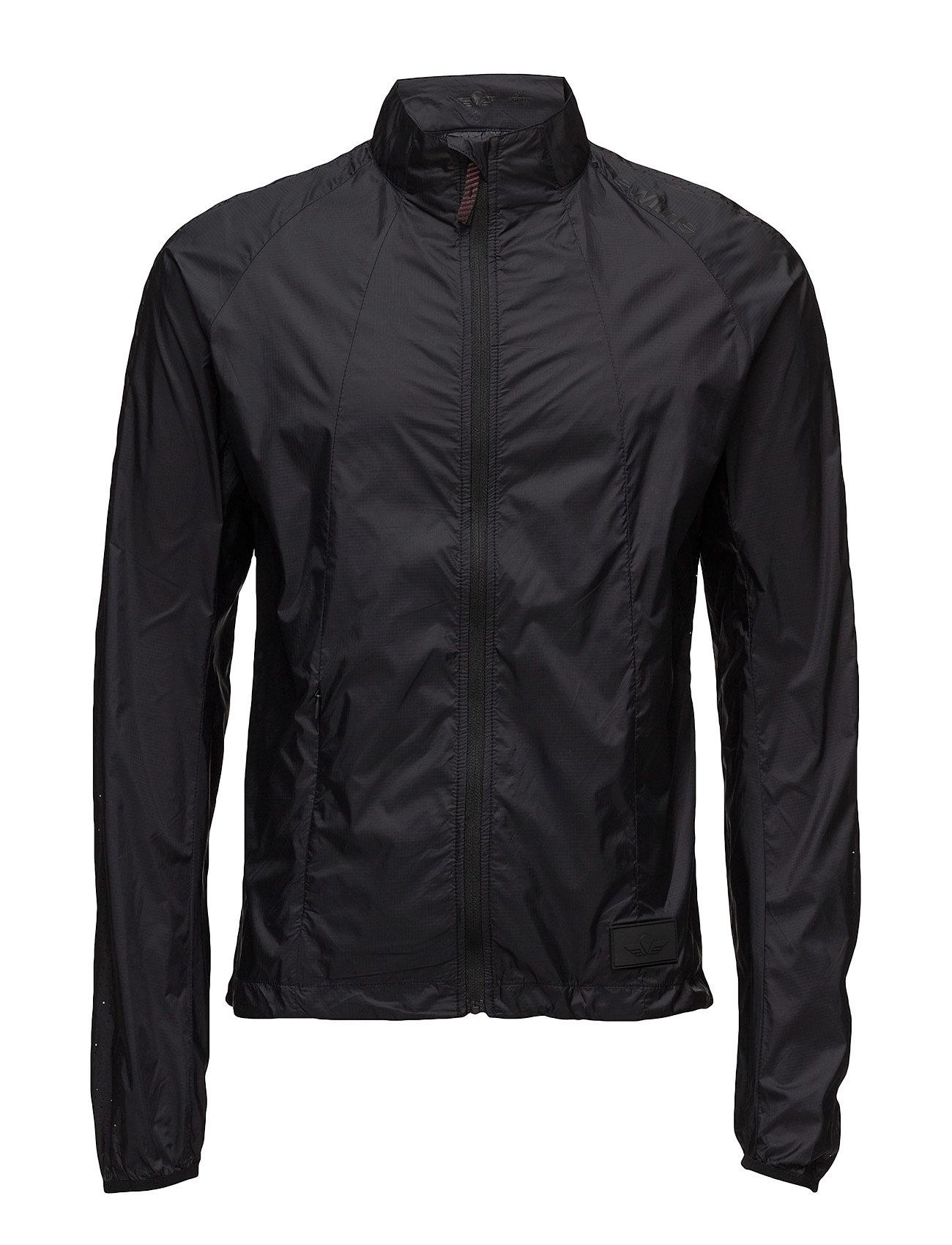 Black Windshield Jacket Newline Sportsjakker til Herrer i Sort