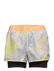 Imotion Printed 2-Lay Shorts - MULTI COLOUR PRINT