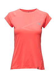 Imotion Capsleeve Tee - RED SIGNAL