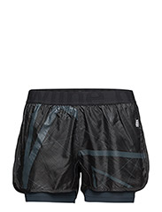 Imotion Printed 2-Lay Shorts - LIQUORICE