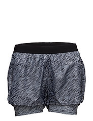 Imotion Heather 2 Layer Shorts - PRINTED HEATHER