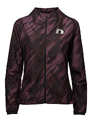 Imotion Printed Jacket - PRINTED THISTLE FLOWER