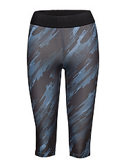 Imotion Printed Knee Tights - PRINTED THUNDER SKY