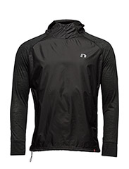 Imotion Hooded Windbreaker Shirt - LIQUORICE