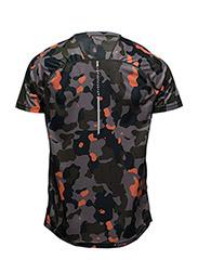Imotion Tech Tee - MULTI COLOR CAMO PRINT