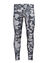 Imotion Printed Tights - CONCRETE CAMO PRINT