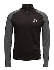 Imotion Warm Shirt - DARK ASPHALT