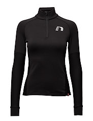 Iconic Thermal Power Shirt - BLACK