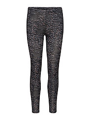 Compression Printed Tights - PRINTED