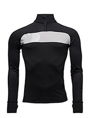 Iconic Thermal Power Shirt - BLACK/CHALK