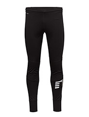 Iconic Protect Tights - BLACK/SIGNAL