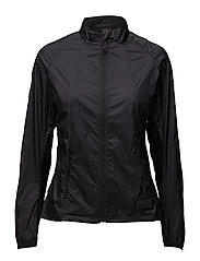 BLACK Windshield Jacket - BLACK