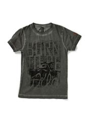 IRO SHORT SLEEVE TEE - CASTLE ROCK