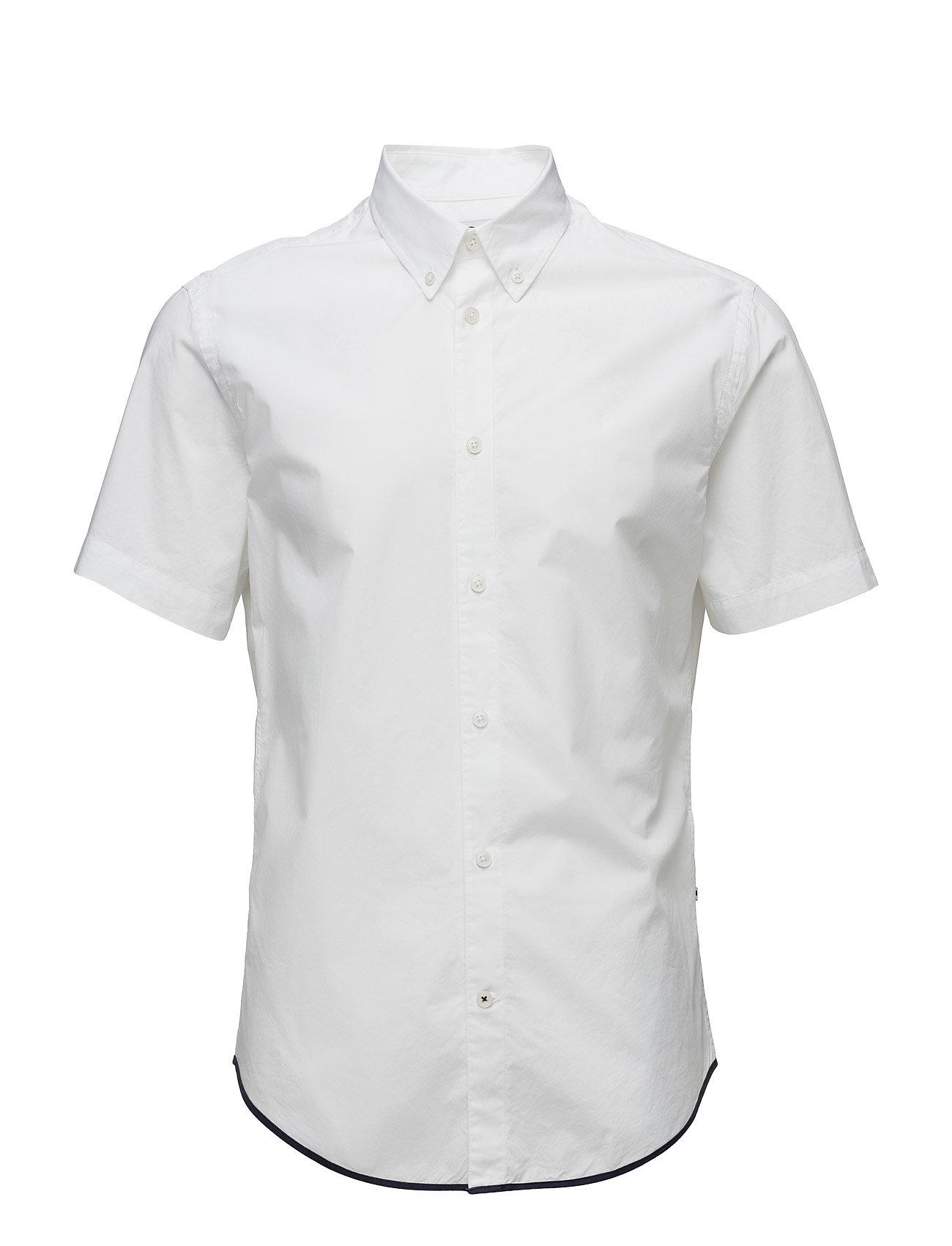 Short New Derek 5877 NN07 Kortærmede til Herrer i hvid