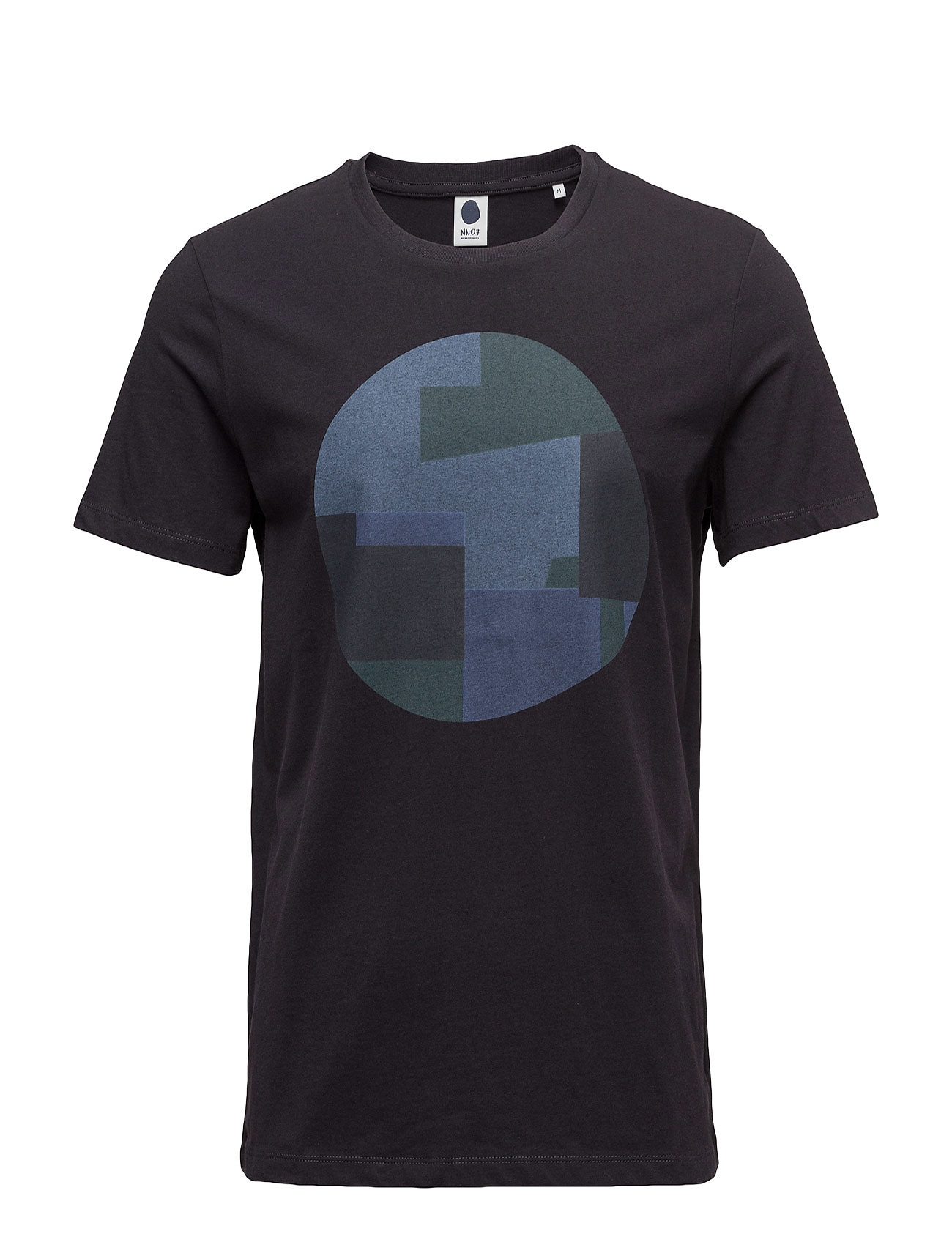 Barry Tee 3292 NN07 T-shirts til Mænd i Marine blå