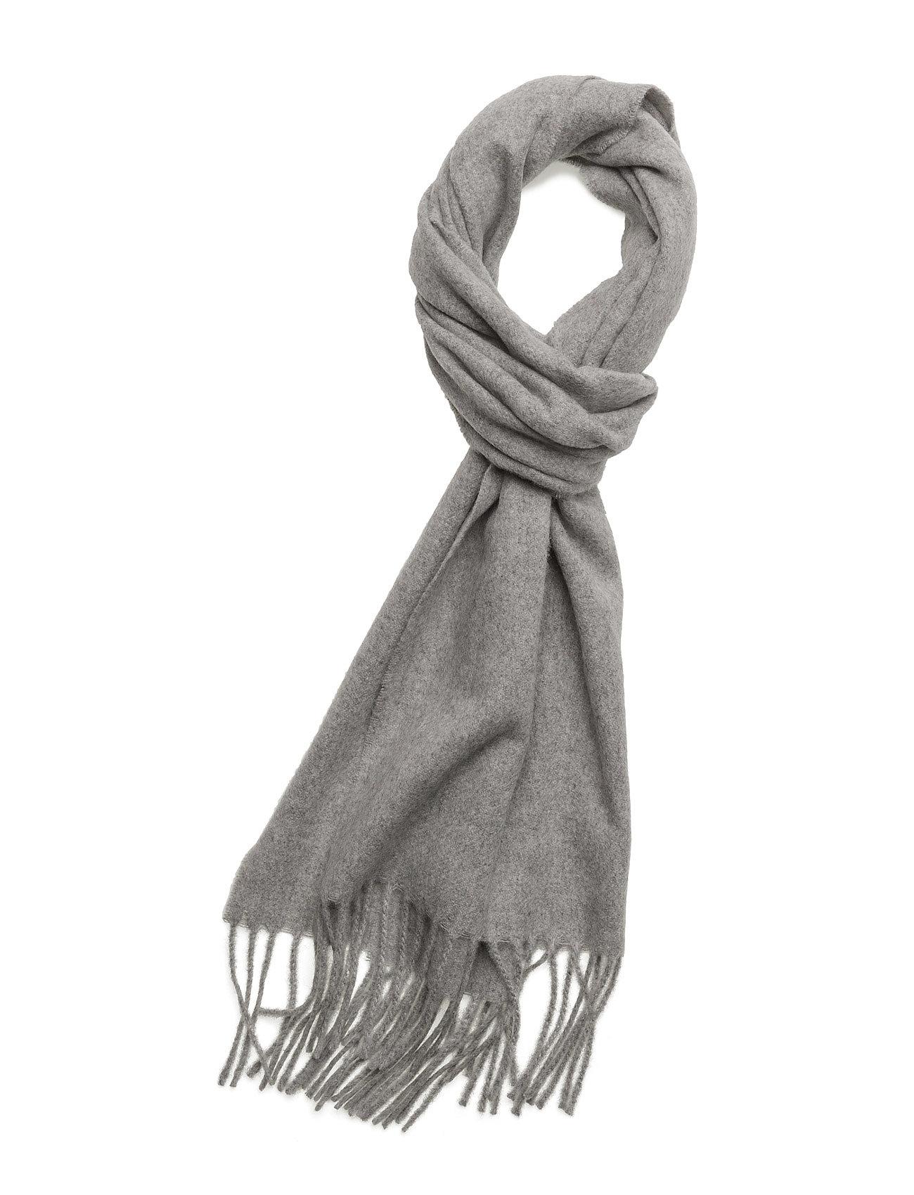 Scarf One 9058 NN07 Halstørklæder til Herrer i Grey Mel.