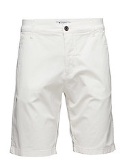 Crown Shorts 1004 - WHITE
