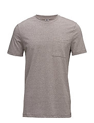 Barry Pocket 3328 - GREY MEL.