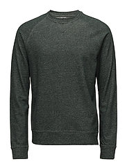 Canyon Sweat 3332 - GREEN MELANGE