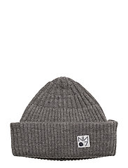Rib hat 6209 - LIGHT GREY  MELANGE