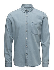 Falk 5849 - LIGHTBLUE WASHED