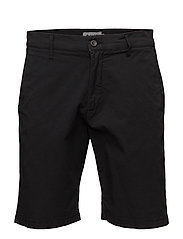 Crown Shorts 1004 - BLACK
