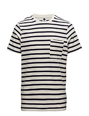 Guido 3351 - NAVY STRIPE